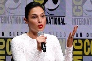 Gal Gadot's Wonder Woman sequel gets title, but nothing else at San...