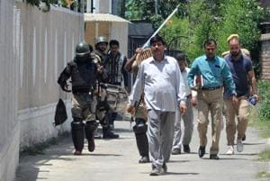 NIA arrests 7 Kashmiri separatists on charges of funding terrorism,...