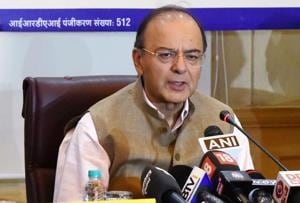 Jaitley to head panel on HPCL stake sale to ONGC