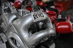 From Muhammad Ali to Rocky Balboa: The Reyes have been handcrafting...