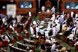 Parliament monsoon session Live: