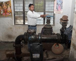 Energy audit of water, sewage pumps in pipeline  in Uttarakhand