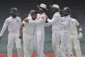 Sri Lanka include uncapped Malinda Pushpakumara for Galle Test vs...