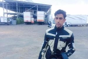 Amit Sadh's Triumph T120 Bonneville bike goes missing from London...