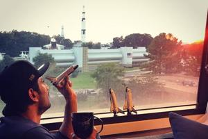 Sushant Singh Rajput shares NASA pics, is it Chanda Mama Door Ke first...