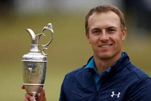 Jordan Spieth eyes career Grand Slam after dramatic Open title