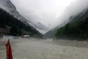 Gangotri glacier retreated by 0.15 sq km in the period of 2007-16:...