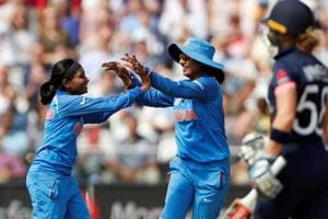 Women's Cricket World Cup: Twitter praises India's journey despite...