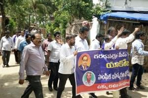 Dalits in Andhra Pradesh village to fast against 'social boycott'
