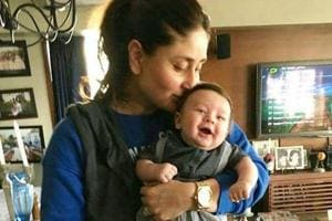 Kareena Kapoor says she kisses son Taimur 20,000 times a day, can't...