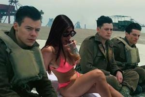 Watch: Porn star Mia Khalifa reviews Christopher Nolan's Dunkirk, gets...