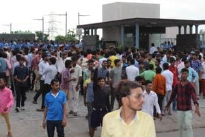 Sacked employees ransack Vivo factory in Greater Noida