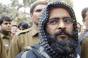 Afzal Guru had sought Geelani's help for transfer to Srinagar jail