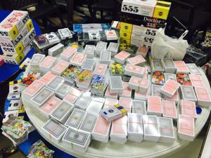 Gambling racket busted in Udaipur hotel, 85 held