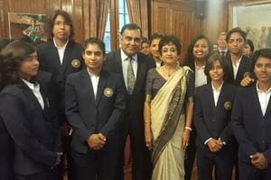 Mithali Raj says girls will be inspired to take up cricket after World...