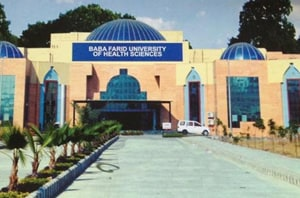 Hi-tech university: Health science institute in Punjab to issue...