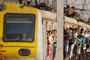 Trains running late in Mumbai? Blame banana peels and biscuit packets...