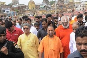 VHP readies wishlist ahead of Yogi Adityanath's visit to Ayodhya