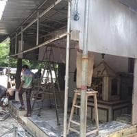 Mumbai: Illegal shed over grotto demolished in Chakala