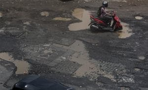 Bumpy ride on western express highway? MMRDA says 685 potholes filled...