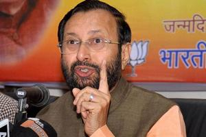 No plans to remove Tagore from school books: Javadekar