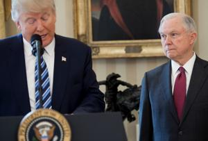 Trump continues to torment Sessions as inner circle testifies in...