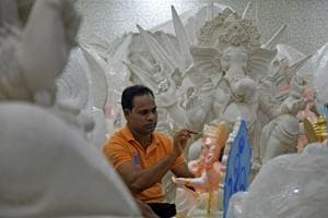 Ganpati mandals in Mumbai want approval process to go online, BMC says...
