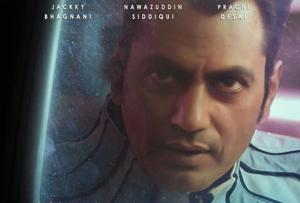Nawazuddin Siddiqui on the poster of short film, Carbon