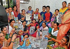 Six Class 12 Mumbai students promote paper bags for plastic-free Powai...
