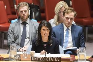 US says progress with China on North Korea UN sanctions, true test is...