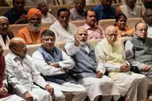 Modi displeased over BJP members' absence from both houses of...