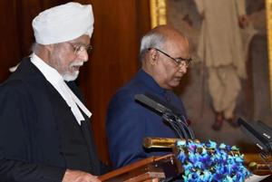 Photos: Ram Nath Kovind takes oath as 14th President of India