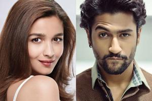 Alia Bhatt, Vicky Kaushal begin shooting for Meghna Gulzar's Raazi