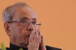 In Pics | Curtains on Pranab Mukherjee's illustrious career at...