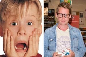 Home Alone star Macaulay Culkin is all grown up and looking better...
