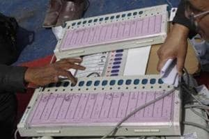 Malfunctioning  EVM in Maharashtra's Buldhana: NCP seeks report from...