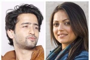 Shaheer Sheikh and Drashti Dhami dance to Gerua in Indonesia. Watch...