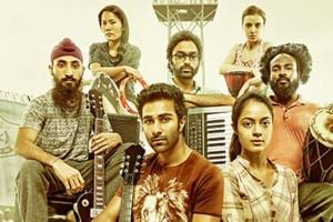 Qaidi Band: Lucky to have a performance oriented role in debut film,...