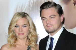 Leonardo DiCaprio and Kate Winslet are having a Titanic reunion and...