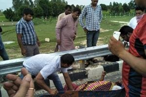 Uttar Pradesh BJP legislator plays Good Samaritan, skips meet to help...