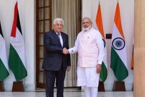 India is our friend, they could play greater role for Palestinian...