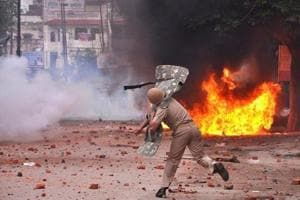 450 communal incidents in Uttar Pradesh in 3 years: Govt