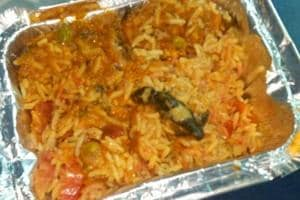 Lizard found in veg biryani served to Poorva Express passenger,...