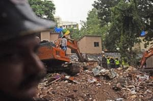 Mumbai building collapse: Maharashtra assembly adjourned thrice over...