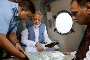 PM Modi's 'largesse' for Gujarat floods outrages 'ignored' Assam
