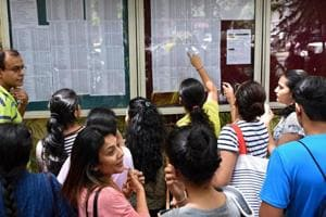 Mumbai FYJC admissions: 1.05 lakh seats vacant but 98,000 students...