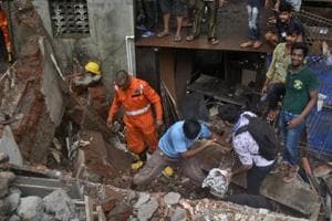 Mumbai building collapse: Hospital in vicinity of Ghatkopar structure...