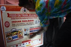 IRCTC to take over catering services in all trains by year-end