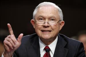 Republicans rally around 'beleaguered' Jeff Sessions