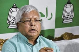 Lalu Prasad says Nitish Kumar has murder taint, cries conspiracy after...